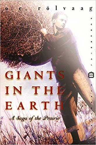 Book Cover Giants in the Earth