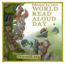 Image for World Read Aloud Day