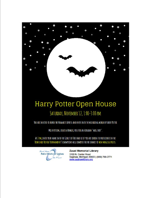 Image for Harry Potter Open House