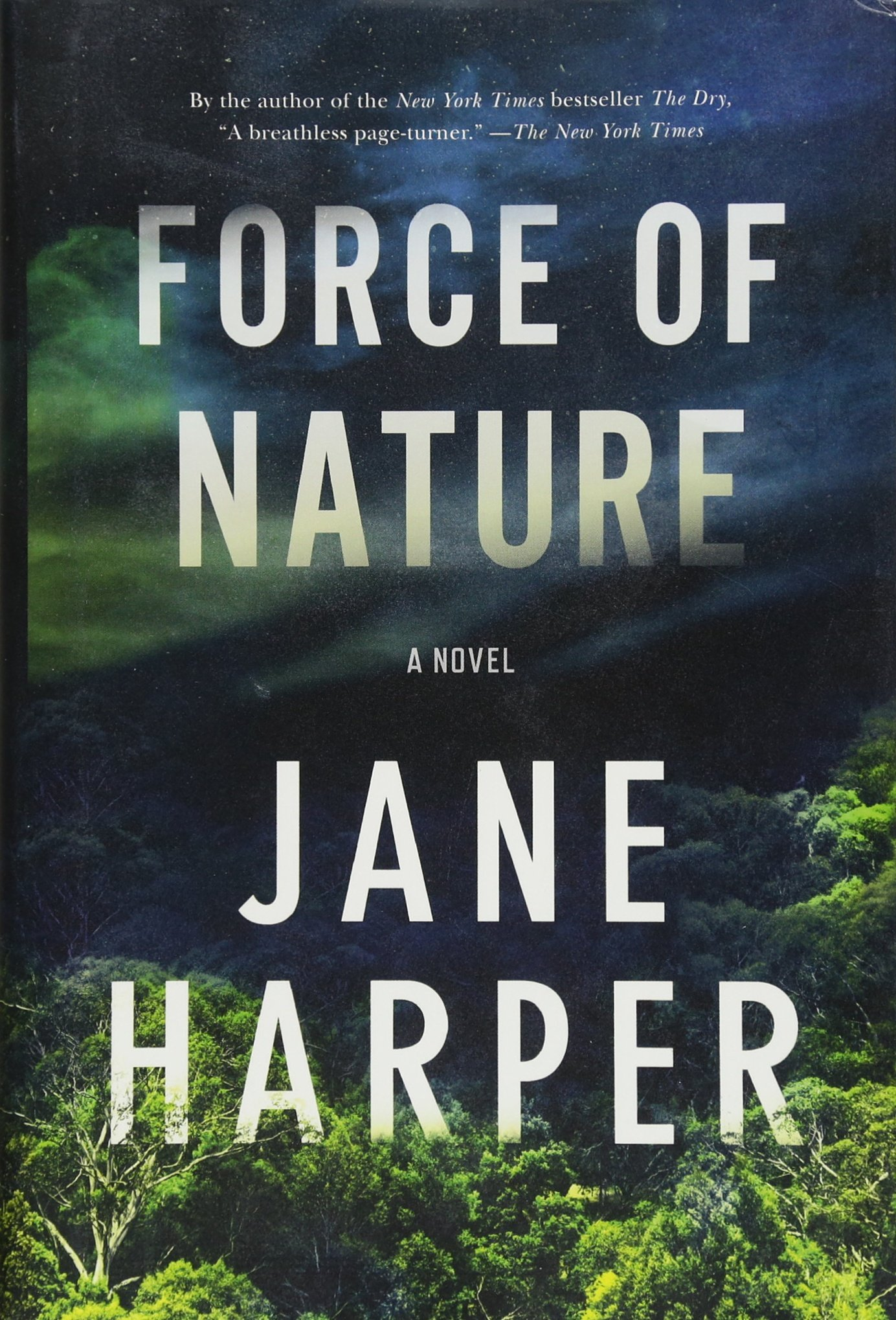 Force of Nature Book Cover