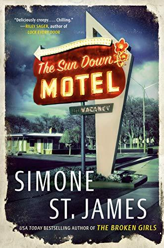 "Review of the novel ""The Sun Down Motel"" by Simone St. James"