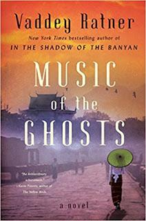 Image for Music of the Ghosts by Vaddey Ratner