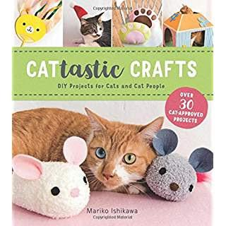 Image for CATtastic Crafts : DIY Projects for Cats and Cat People by Mariko Ishikawa