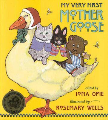 Image for May 1 is Mother Goose Day