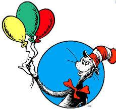Image for March 2 Happy Birthday, Dr. Seuss!!
