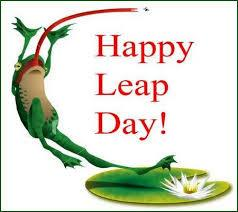 Image for It's Leap Day!