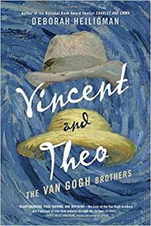 Image for Vincent and Theo: The Van Gogh Brothers by Deborah Heiligman