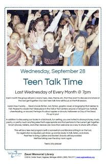 Image for Teen Talk Time