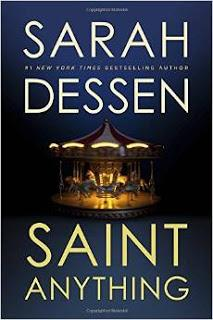 Image for Book Review:  Saint Anything by Sarah Dessen