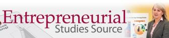 Entrepreneurial Studies Source Logo